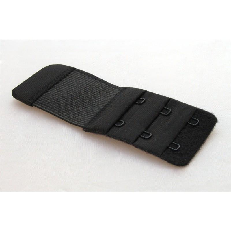 BH Verlängerung mit 1 Haken 20mm breit schwarz