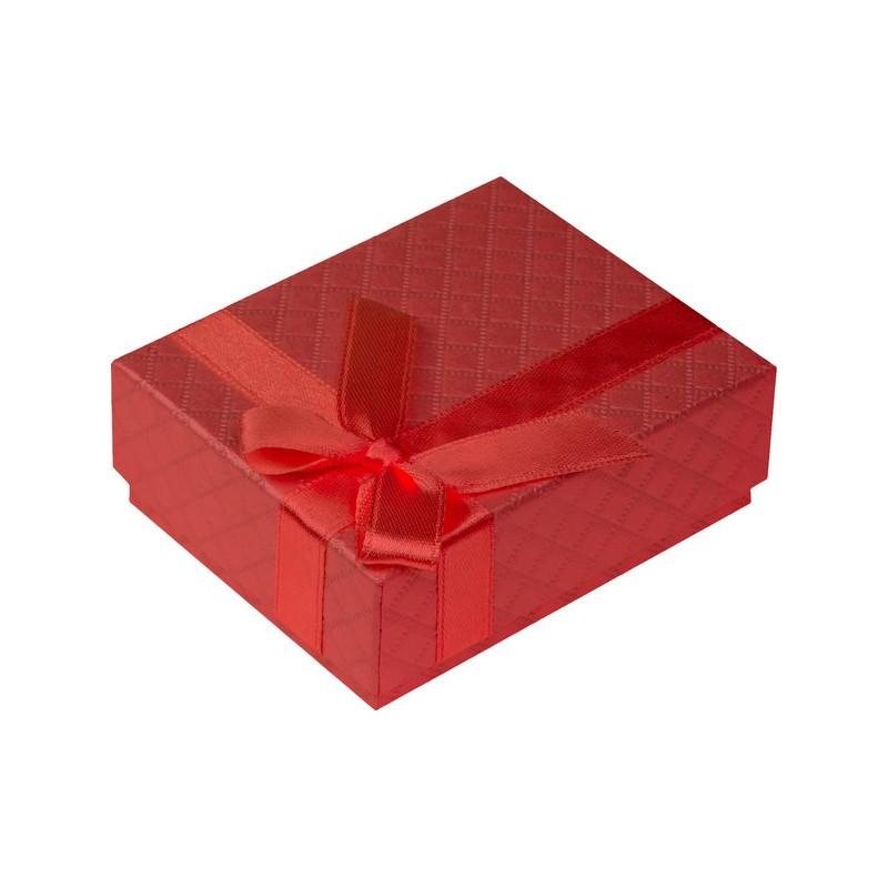 verpackungs box karton etui mit schleife 90010. Black Bedroom Furniture Sets. Home Design Ideas